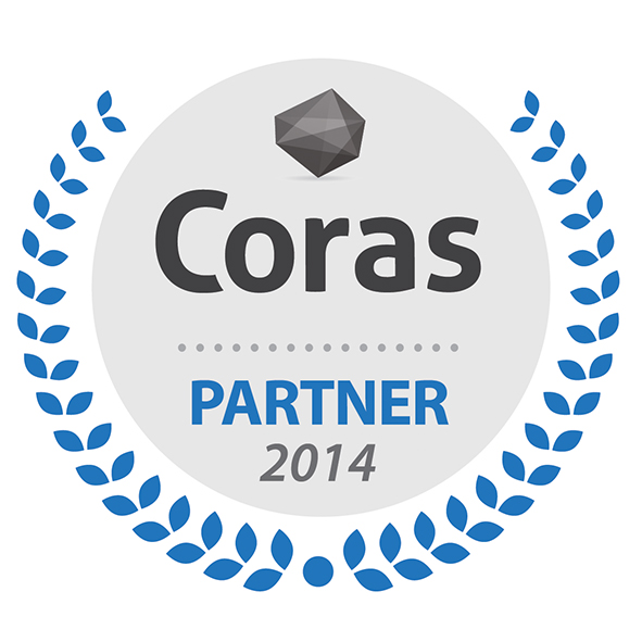 Coras Official Partner Stamp