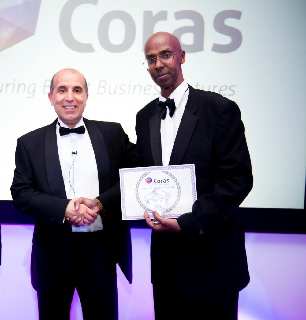 Coras 2015 Winner